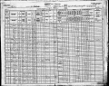 1901 census James McClements Buckingham