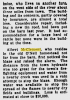 Albert McClement fire coverage Buckingham Post 24 Sep 1948 (2)
