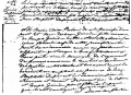Louis J. Depocas dit Joanis and Marie Desanges Guindon marriage record 1830