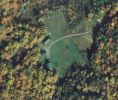 McClements Farm aerial view, Range 7 Lot 8 Buckingham Township